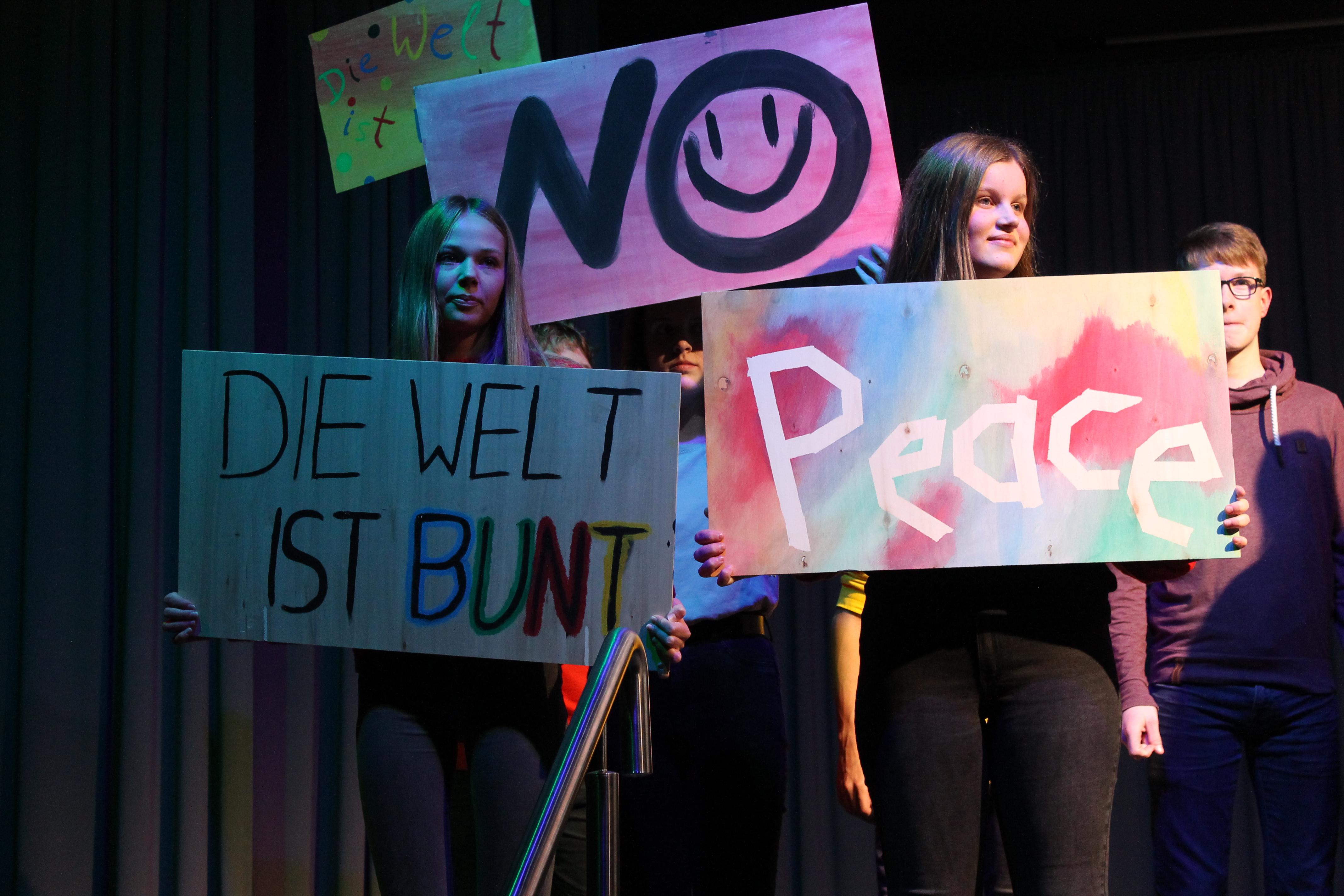 Ausgezeichnete Schülerinitiative: Realschule Steinheim ohne Rassismus und mit Courage