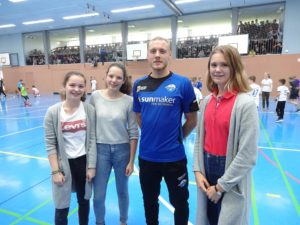 Bundesligastar Ben Zolinski im Interview