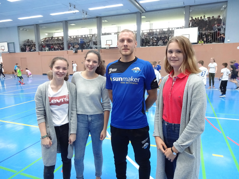 Bundesligastar Ben Zolinski im Interview